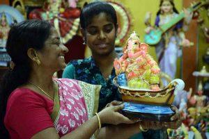 Ganesh Chaturthi Images, Vinayagar Chathurthi Wishes 2019: வினாயகர் சதுர்த்தி 2019 வாழ்த்து