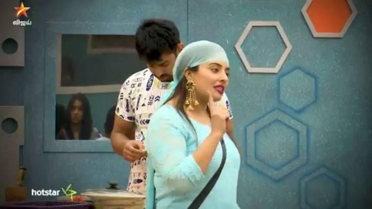 Bigg Boss Tamil 2: பிக் பாஸ் தமிழ் 2 வீட்டில் பாலாஜி மற்றும் நித்யா