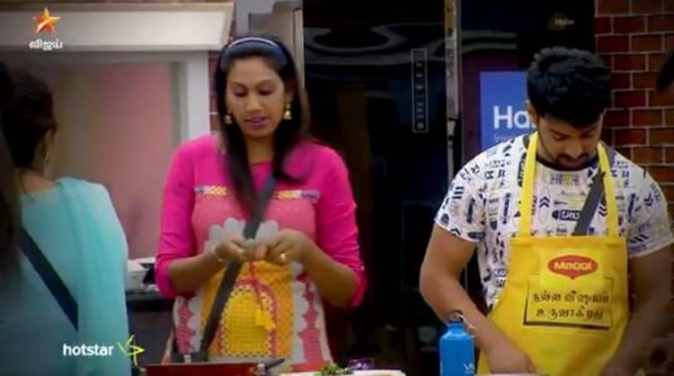 Bigg Boss Tamil 2 Balaji and Nithya : பிக் பாஸ் தமிழ் 2 பாலாஜி நித்யா