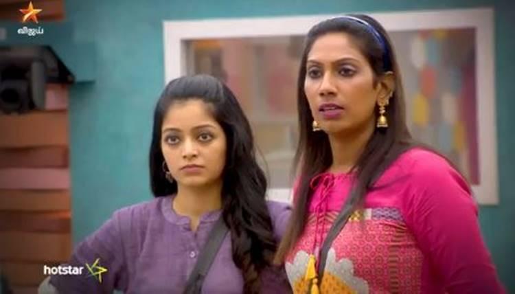 Bigg Boss Tamil 2 : பிக் பாஸ் தமிழ் 2 நித்யா