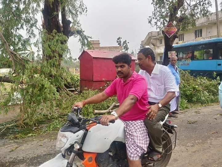 Latest Updates Cyclone Gaja