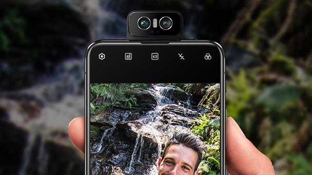 Asus Zenfone 6 Specifications, Asus Zenfone 6 Flip Camera