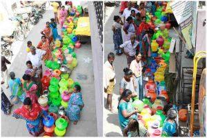 water crisis in chennai latest news, சென்னை குடிநீர், water scarcity in chennai, Chennai mla Maa.subramanian, மா.சுப்பிரமணியன்