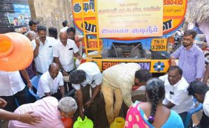 chennai water scarcity, water crisis in chennai latest news, சென்னை குடிநீர்