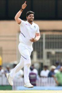 Ind vs sa 3rd Test : விக்கெட் களிப்பில் உமேஷ் யாதவ்
