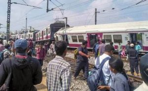 Kacheguda Railway Station Accident : ஹைதராபாத் ரயில் விபத்து