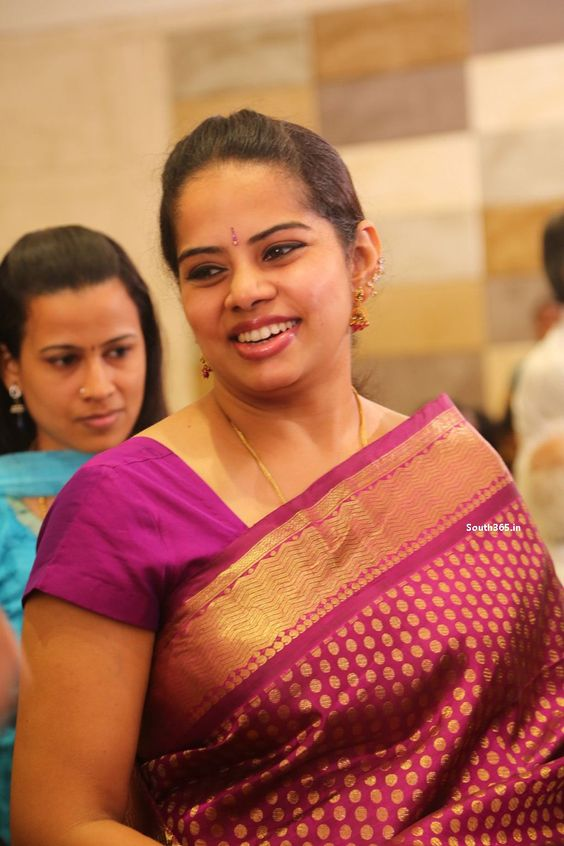 dubbing artist Deepa Venkat