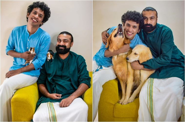 Kerala gay couple pre-wedding shoot goes viral