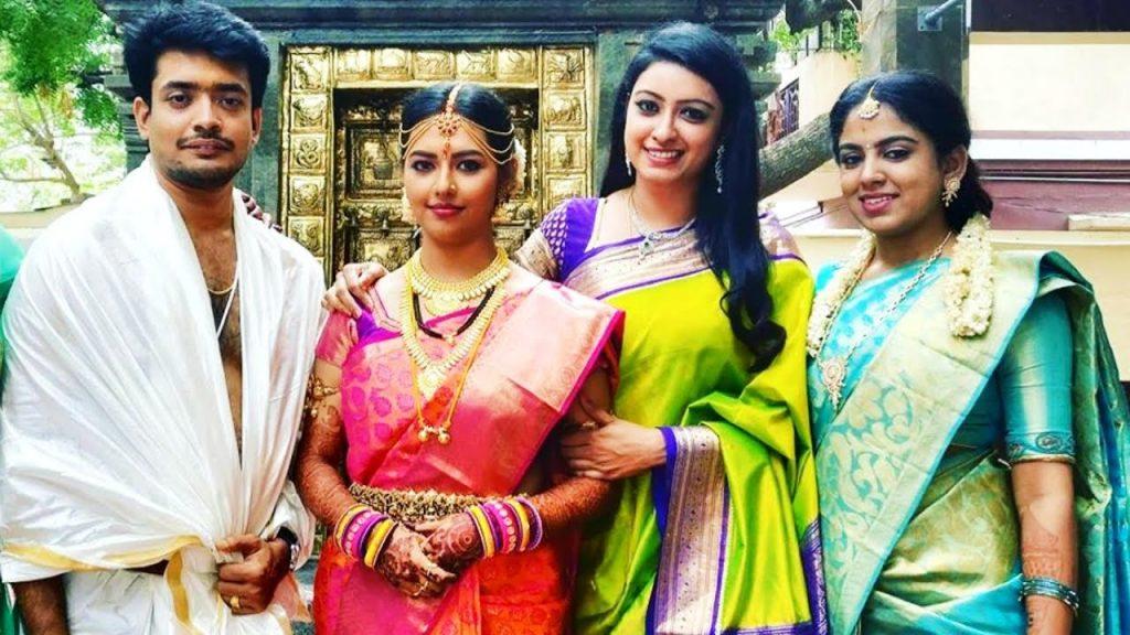 vanitha hariharan marriage
