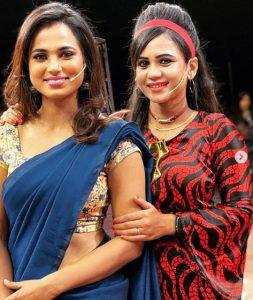 விஜே மணிமேகலை ரம்யா பாண்டியனுடன் - ஒரு கள் ஒரு கண்ணடி