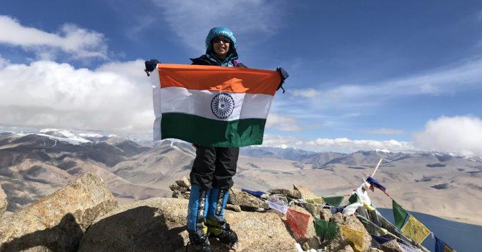 Mumbai girl Kaamya Karthikeyan, summit Mt Aconcagua