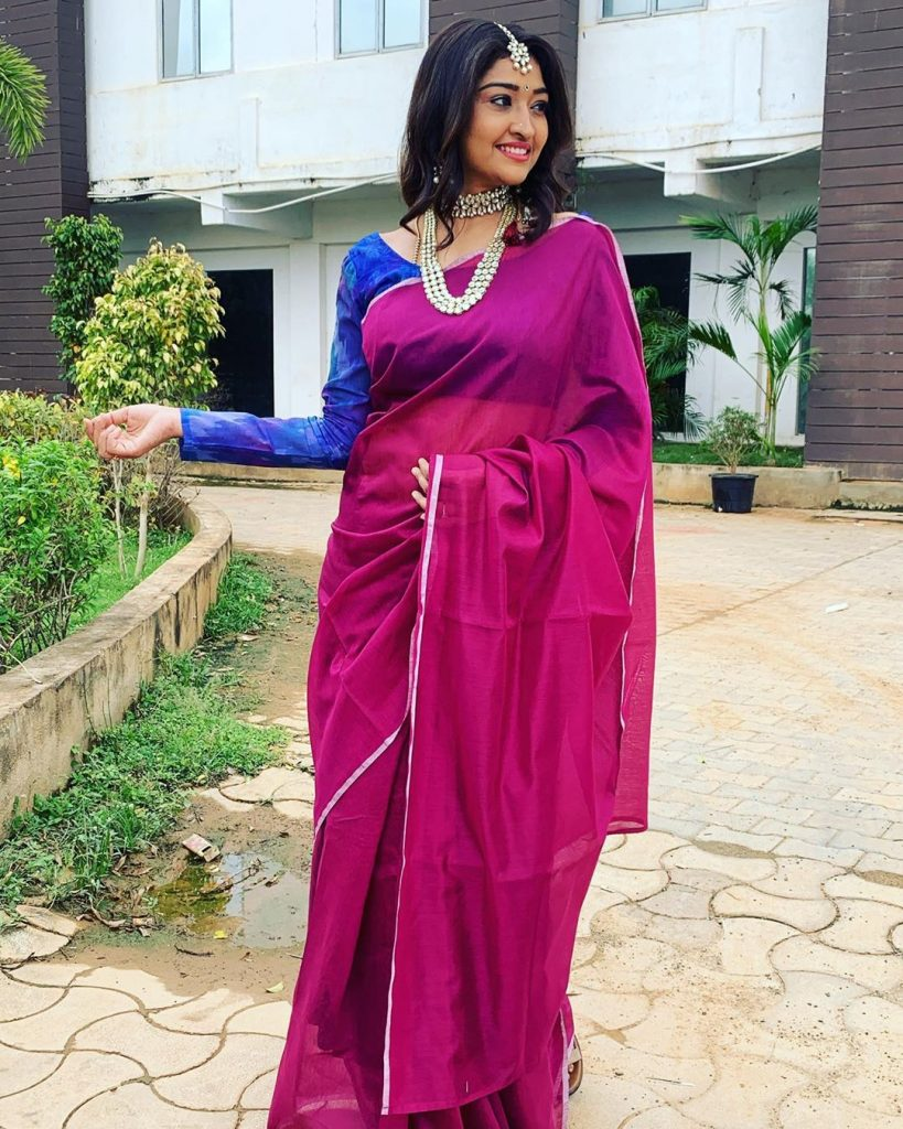 Neelima Rani 1, Aranmanaikili serial, Vijay TV