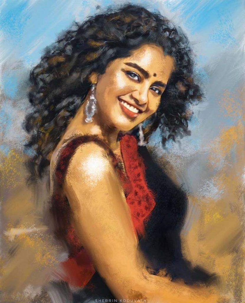 Tamil Cinema Celebrities Latest Images, Anupama Parameshwaran