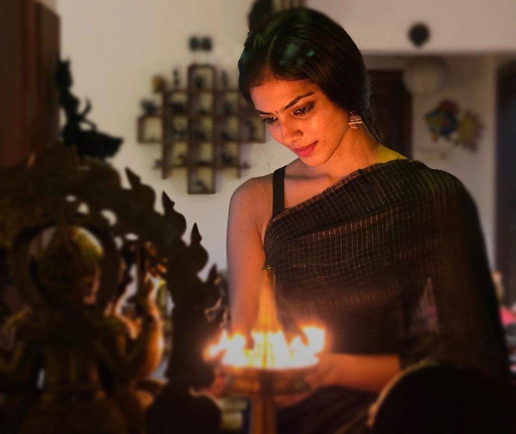 Tamil cinema celebrities latest images, Malavika Mohanan