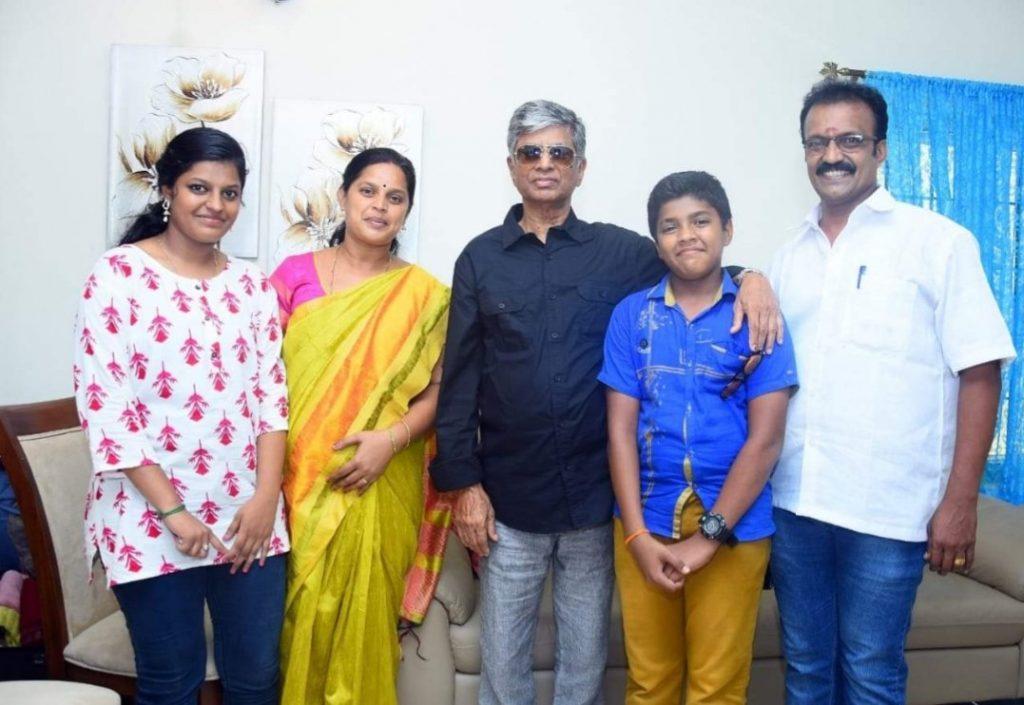 Thalapathy Vijay, RK Raja Trichy