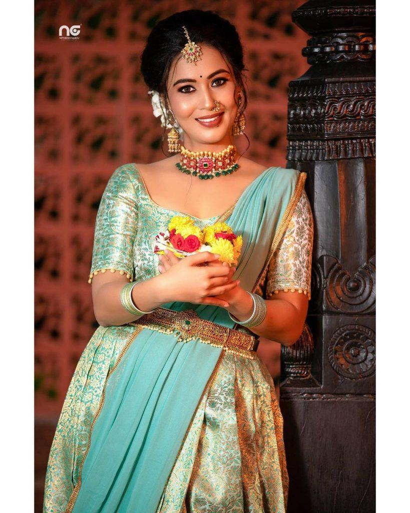 Tamil Serial News, Serial Actress Neha Gowda