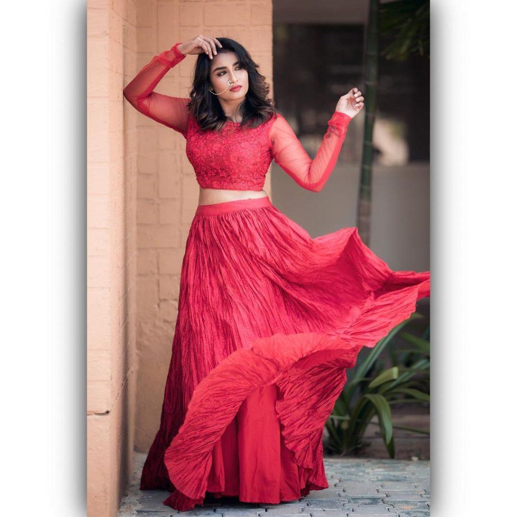 Poove Poochudava Reshma Muralidharan 4