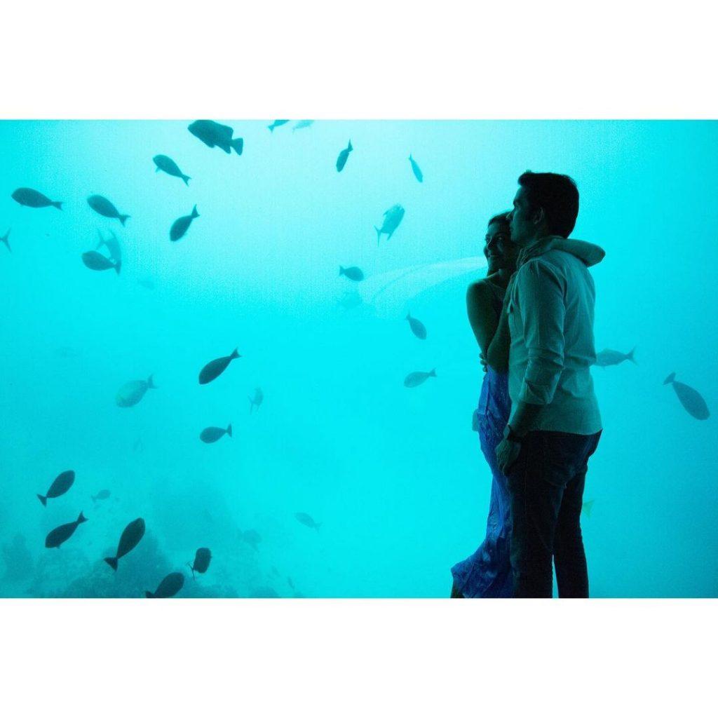 Kajal Aggarwal Honeymoon in Maldives