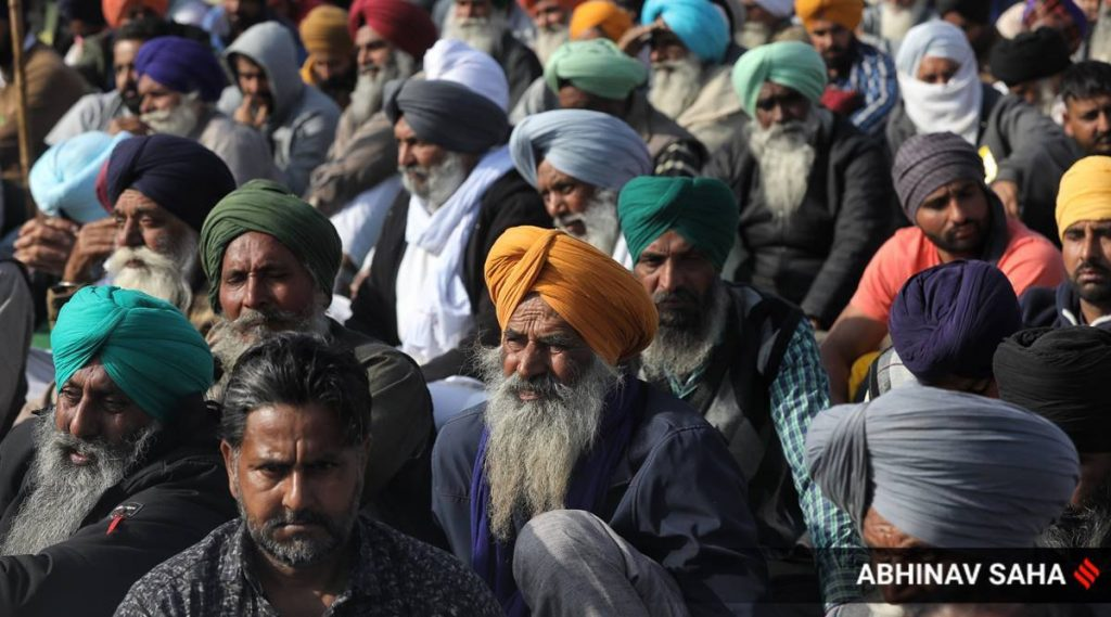 Govt open to talks but not to repeal of laws; farmers hold a hunger strike