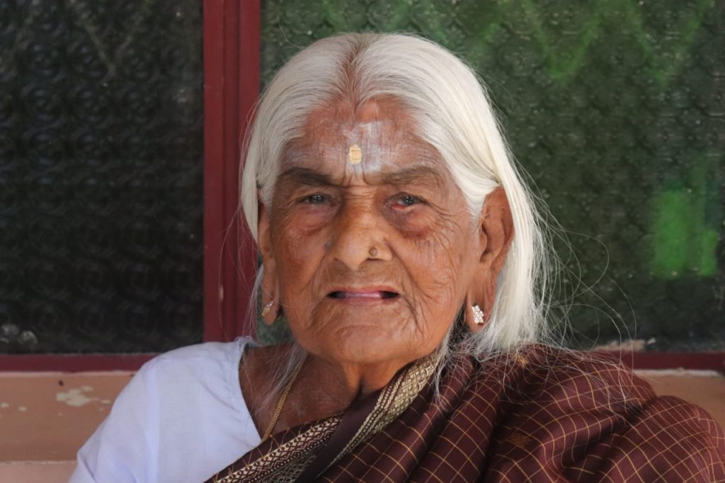Padma Shri Rangammal shares her advice to the younger generation