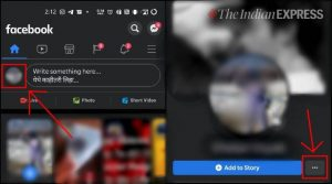 How to lock your facebook profile using your phone Tamil News