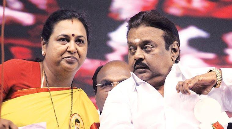 Assembly election 2021 : DMDK politics from 2011 to 2021